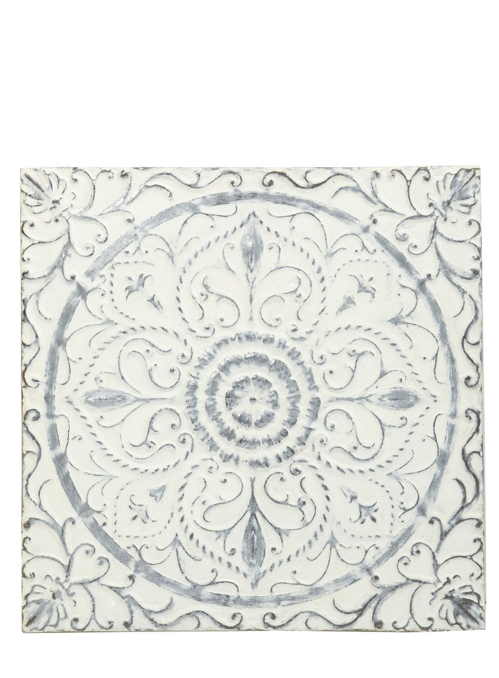 White Rose Tinted Tile