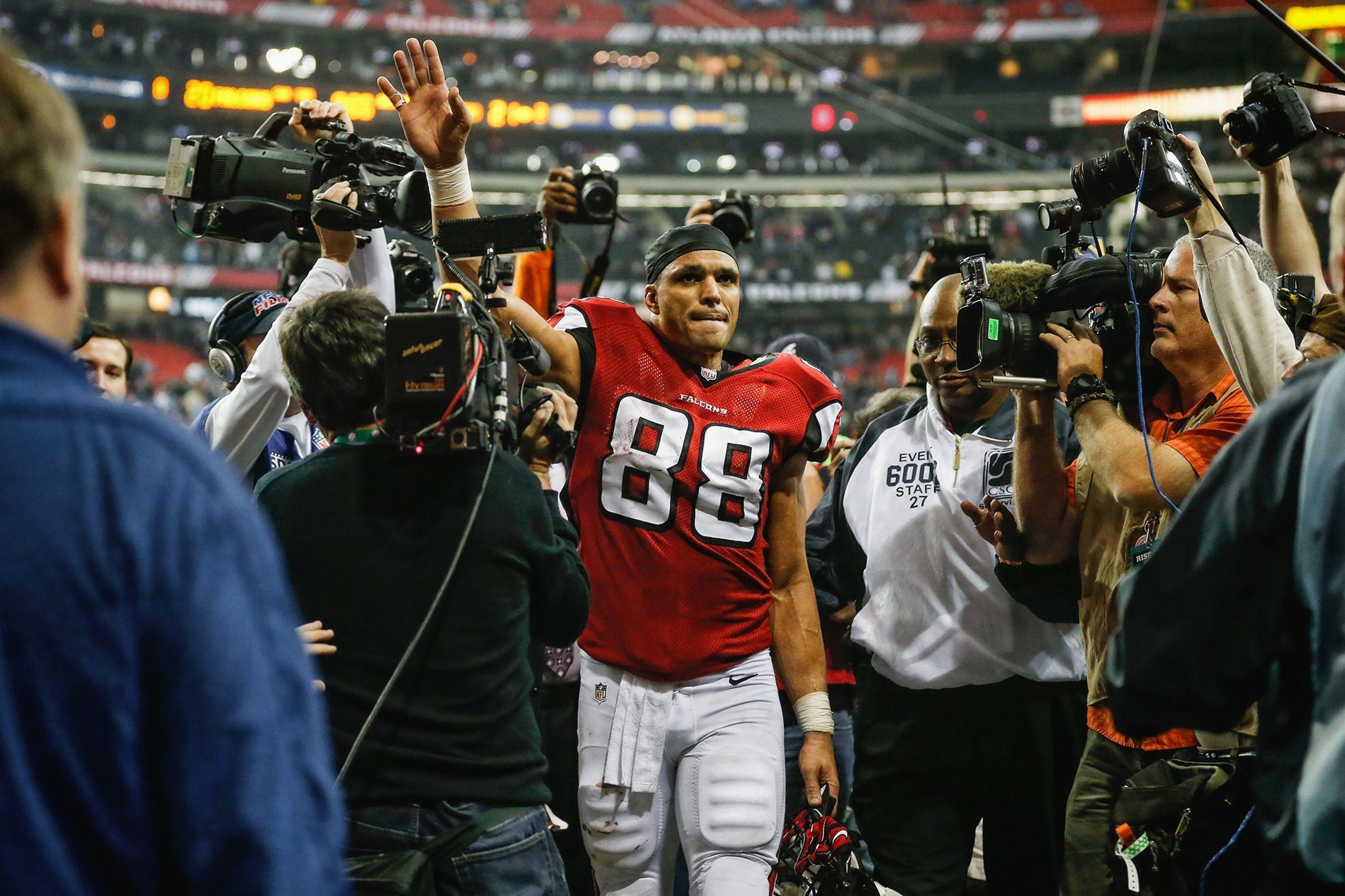 Atlanta Falcons Tony S Final Ride Atlanta Falcons Football Atlanta Falcons Atlanta