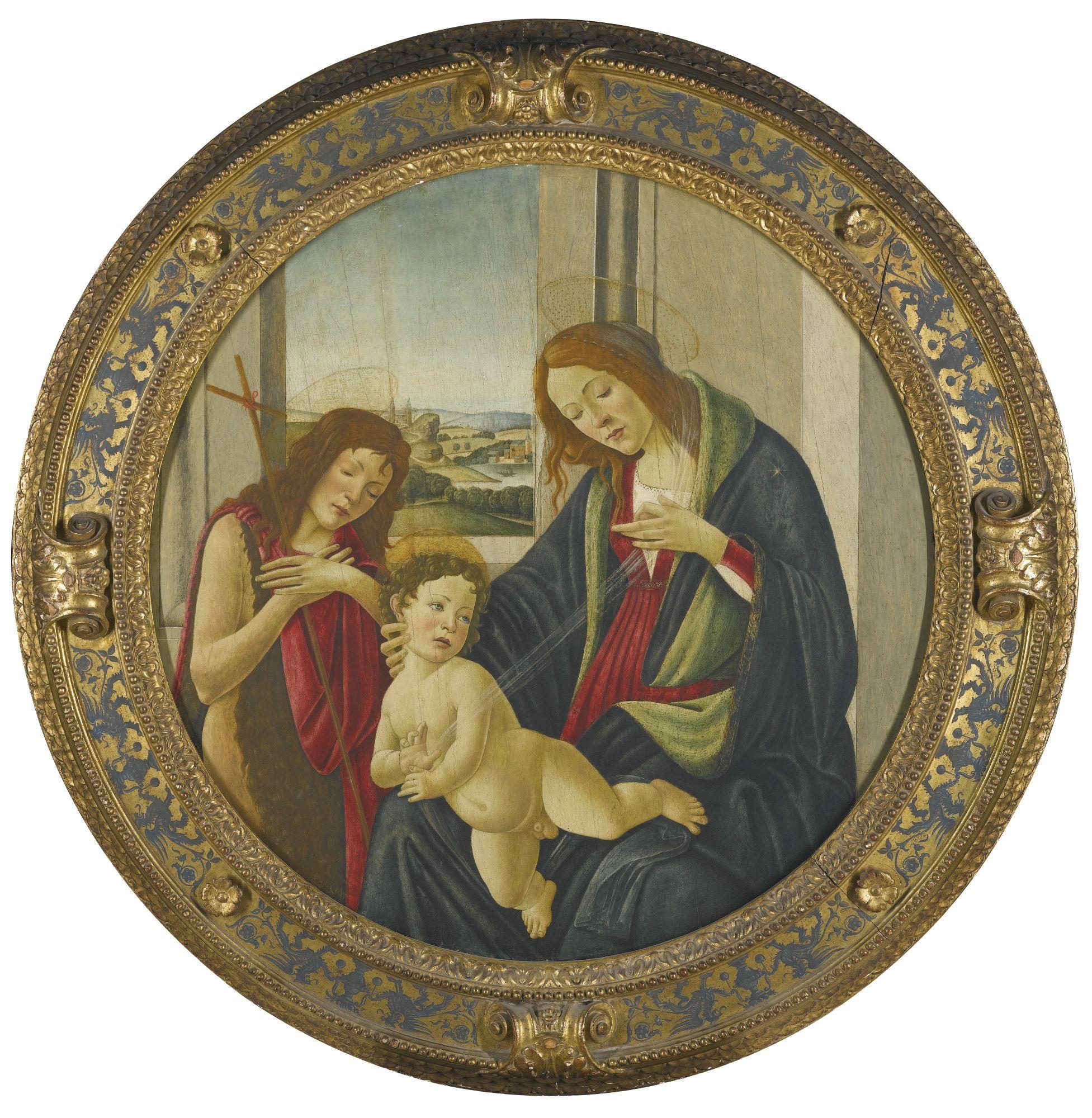 Workshop of Alessandro Filipepi, called Sandro Botticelli   lot   Sotheby's