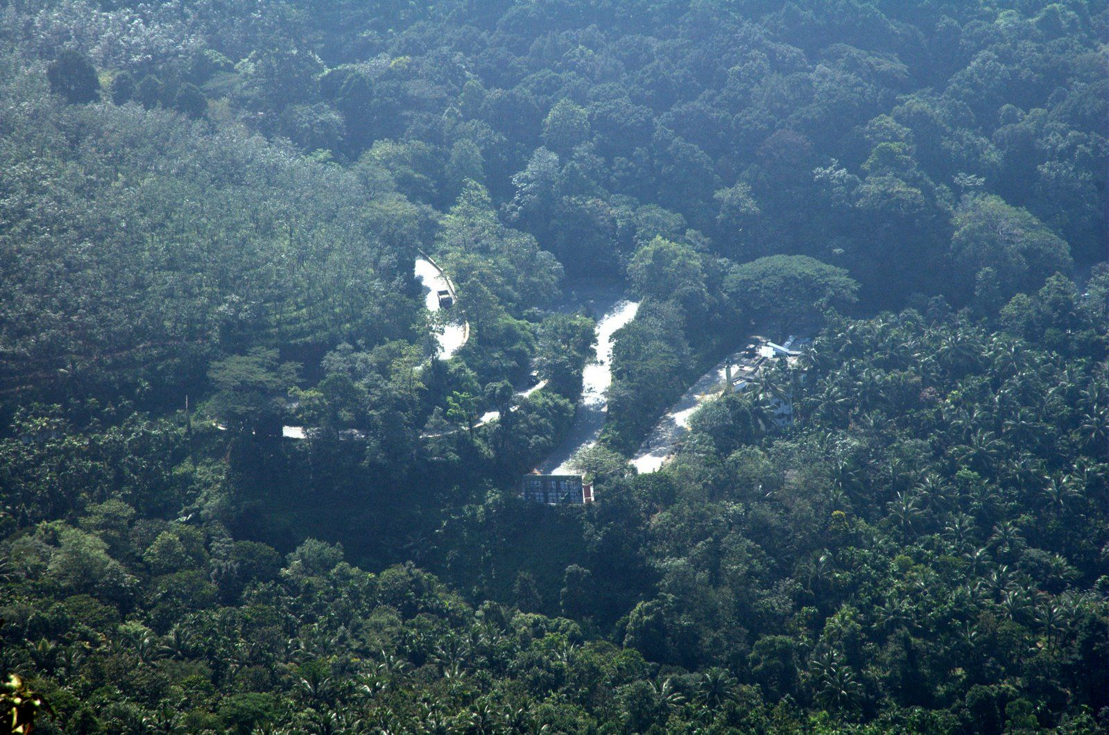 Wayanad hillview from top.. Best resorts, Nice view
