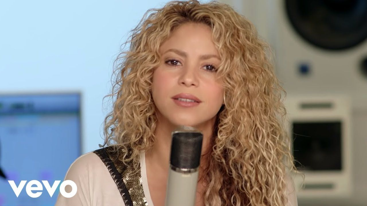 Shakira Try Everything From Zootopia Official Music Video
