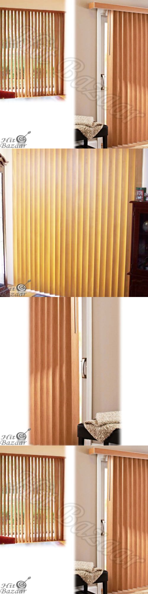 Blinds and shades vertical blinds garden pvc privacy shades