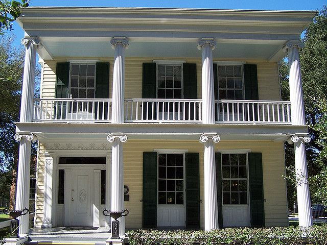 Image result for 1850 Nichols-Rice-Cherry House houston tx