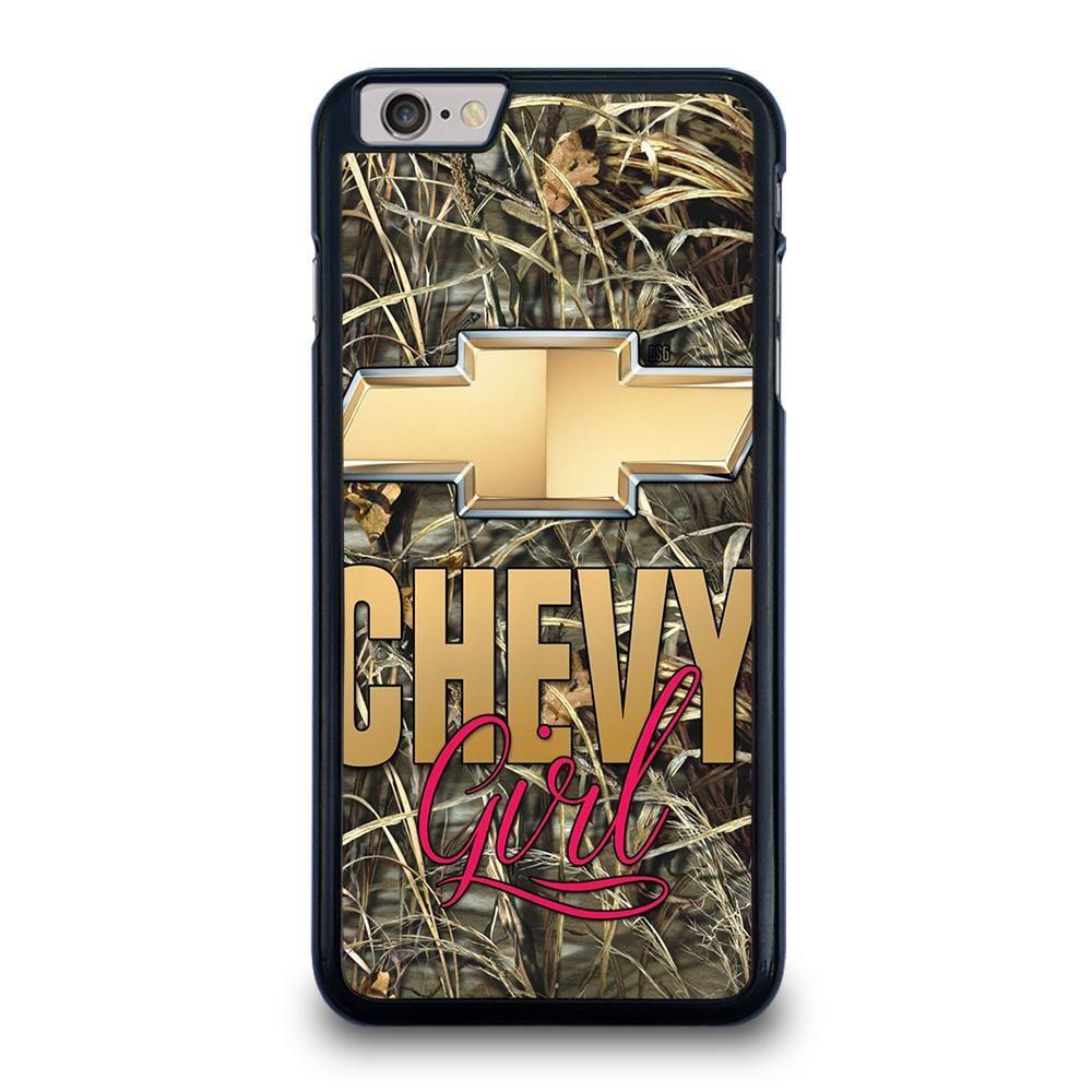 Camo chevy girl iphone 6 6s plus case chevy girl case
