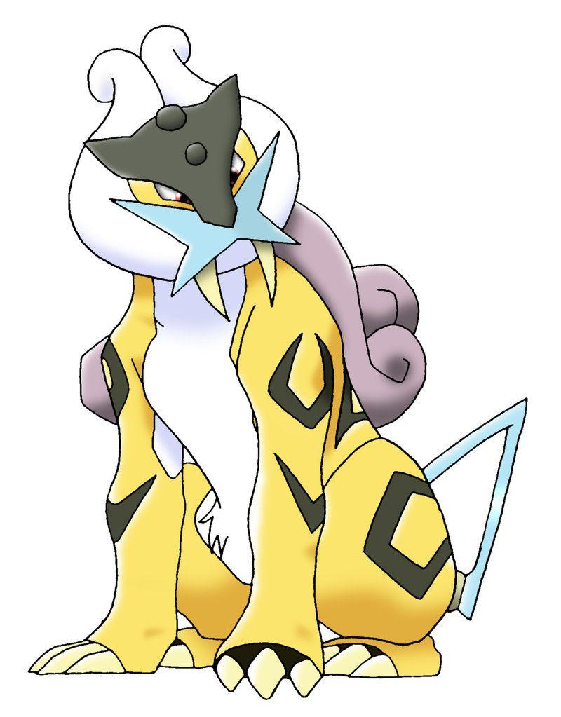 pokemon legendary dogs - 800×1023