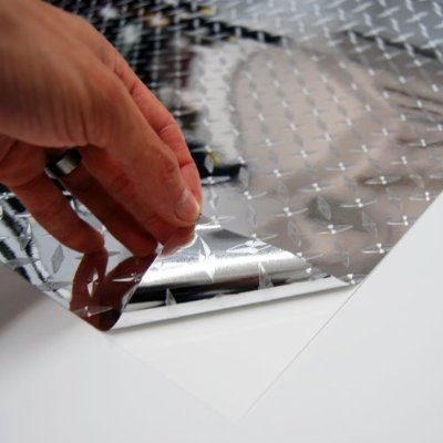 Diamond Plate Film Vinyl Sheet Roll Simple Curve Wrap 72 Diamond Plate Amazon Automotive Cars Room Diamond Plate Decor Diamond Plate