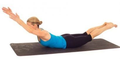 4 simple exercises that will flatten your stomach faster
