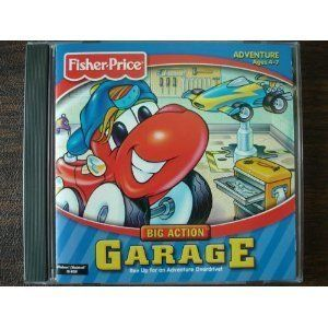 Fisher Price Big Action Garage By Fisher Price. $26.50. System Requirements: