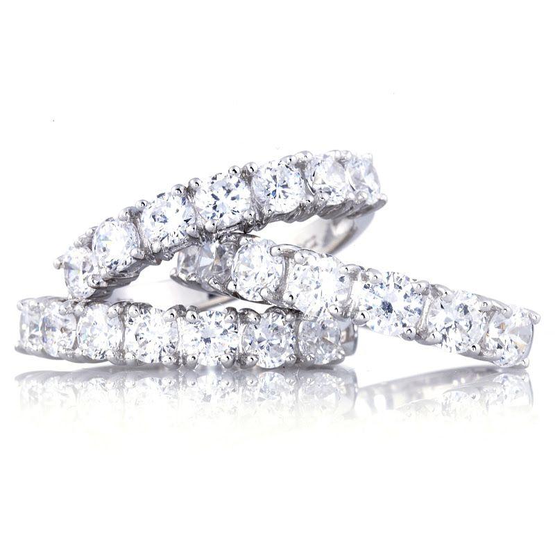 Diamonique Engagement Rings Qvc 3