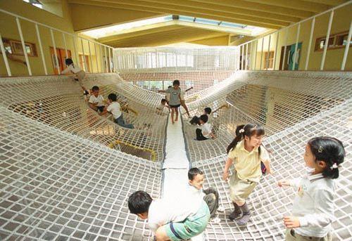 Free Play At The Yuyu No Mori Nursery School