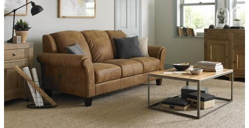 Great Peyton 3 Seater Sofa Outback | DFS Ireland