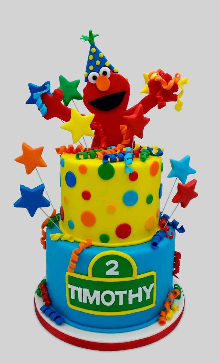 Magnificent Elmo Cake Elmo Birthday Cake Sesame Street Birthday Cakes Elmo Funny Birthday Cards Online Hetedamsfinfo