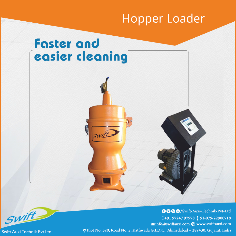 Swift Auxi Technik manufactures Hopper Loader which is