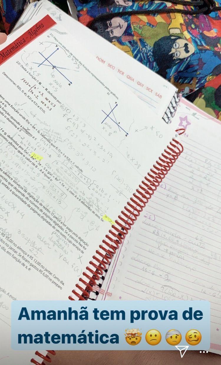 Pin De Stephany Em Enem Em 2020 Ideias Instagram Algebra Enem