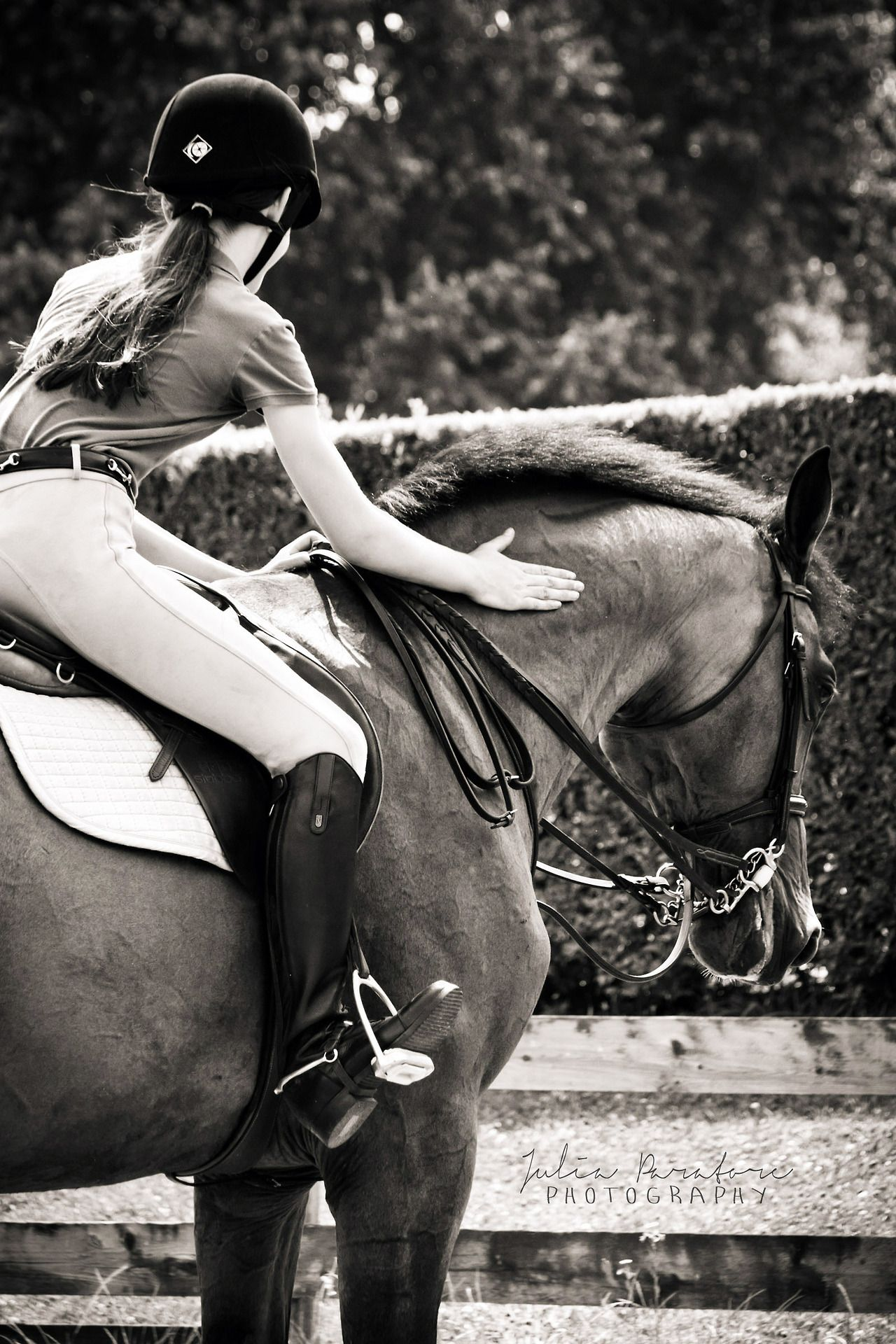 paratore-photography:  Always Remember to Thank Your Pony