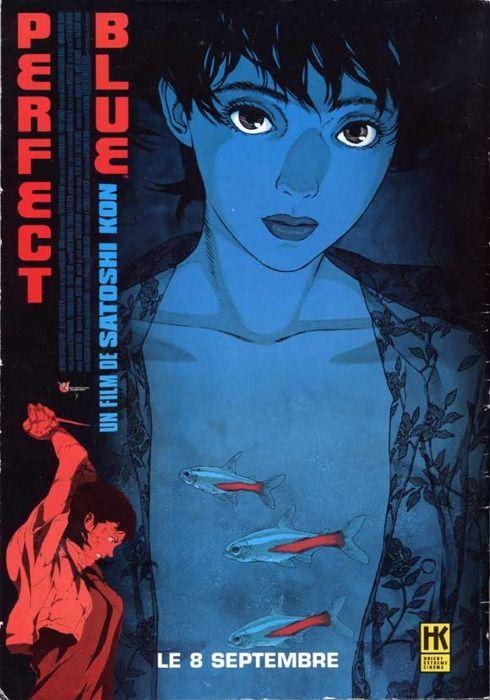 Perfect Blue On Tumblr Blue Anime Anime Anime Movies