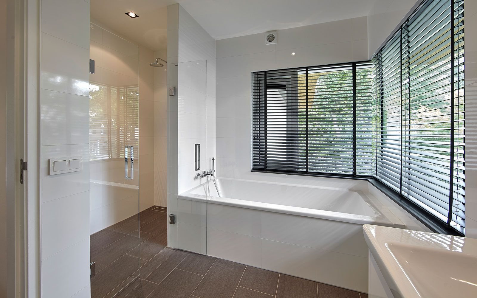 Strak-modern | Bobs, Design projects and Villas