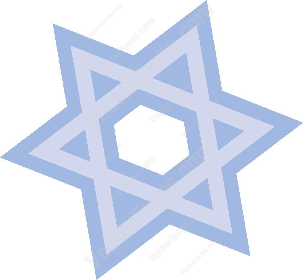 Blue Star Of David Jew Jewish Jewishholiday Starofdavid Symbol