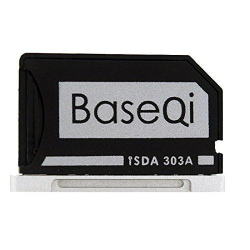 BASEQI #aluminum #microSD #Adapter #for #MacBook #Pro #Retina #13 #8243 #BASEQI aluminum microSD Adapter for MacBook Pro Retina 13″