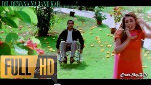 Dil Diwana Na Jane Kab  Daag: The Fire (1999) Full HD Hindi Video Songs