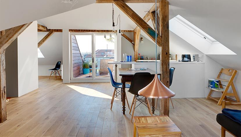 design apartments in weimar - hier war goethe nie | wohnideen, Innenarchitektur ideen