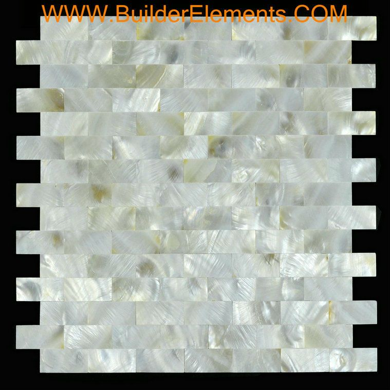 2mm Thickness 3 4x1 1 2 Inch Mother Of Pearl Tile Shell Mosaic Iles Bathroom Wall Tiles Bathroom Wall Tile Glass Tile Backsplash Mosaic Backsplash Kitchen