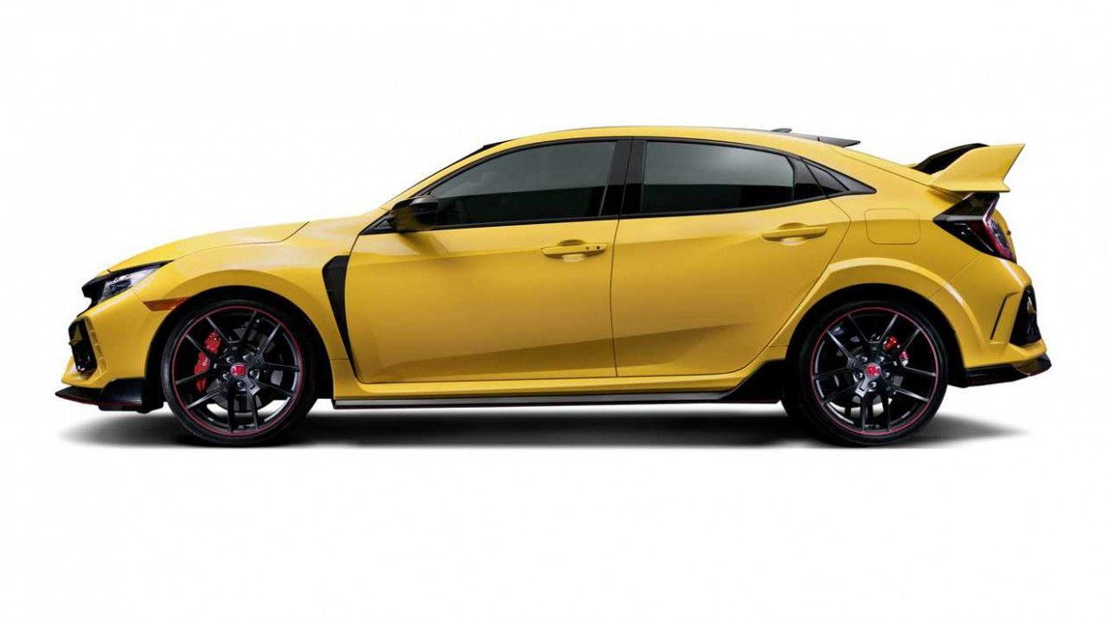 2021 Honda Civic Hybrid Exterior and Interior