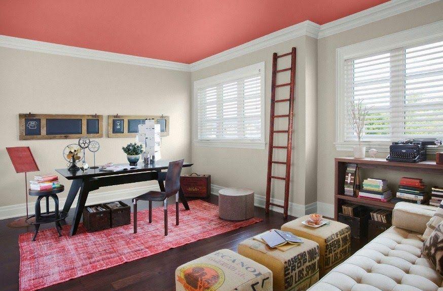 Kombinasi Warna Rumah Yang Menarik