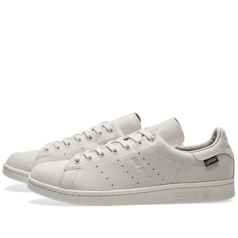 buy popular ad4ea 9e3fd adidas kits its iconic Stan Smith out with a waterproof GORE ...