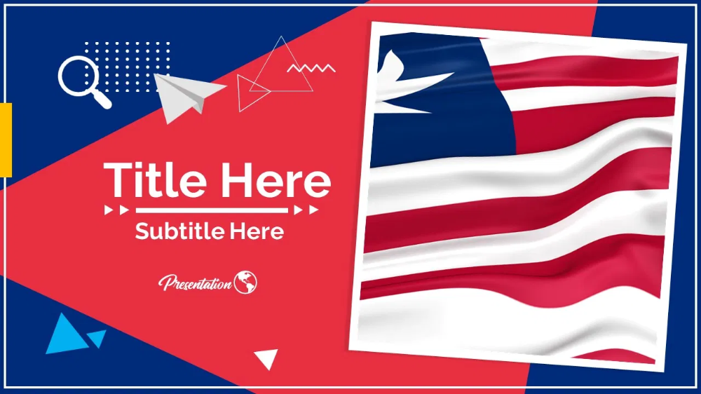 Liberia Google Slides And Powerpoint Template Myfreeslides Powerpoint Templates Powerpoint Google Slides