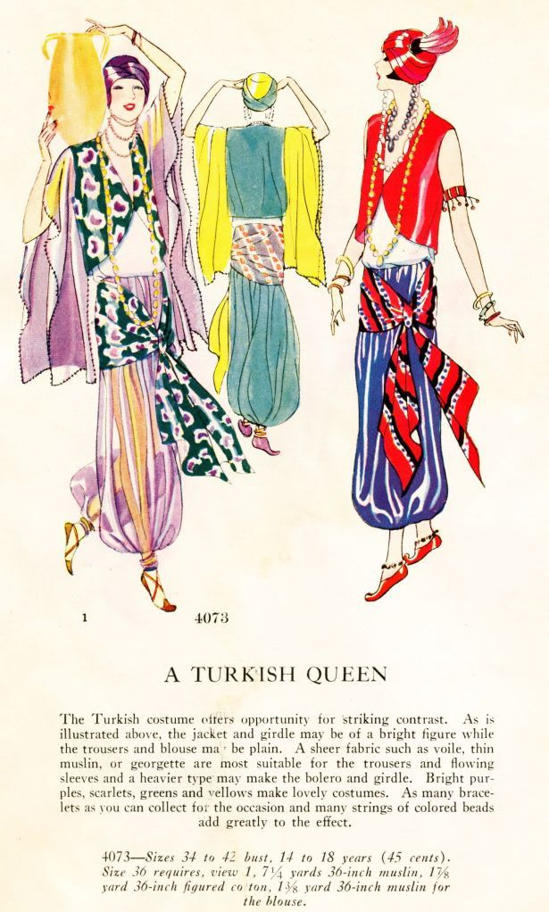 A Turkish Queen\