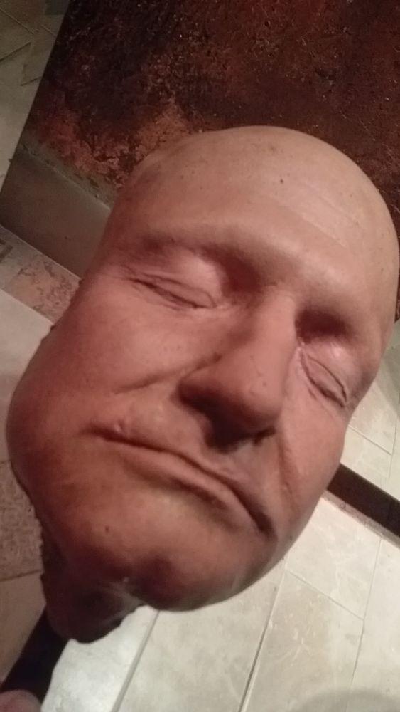 random death mask of robin williams sad morbid but is it real