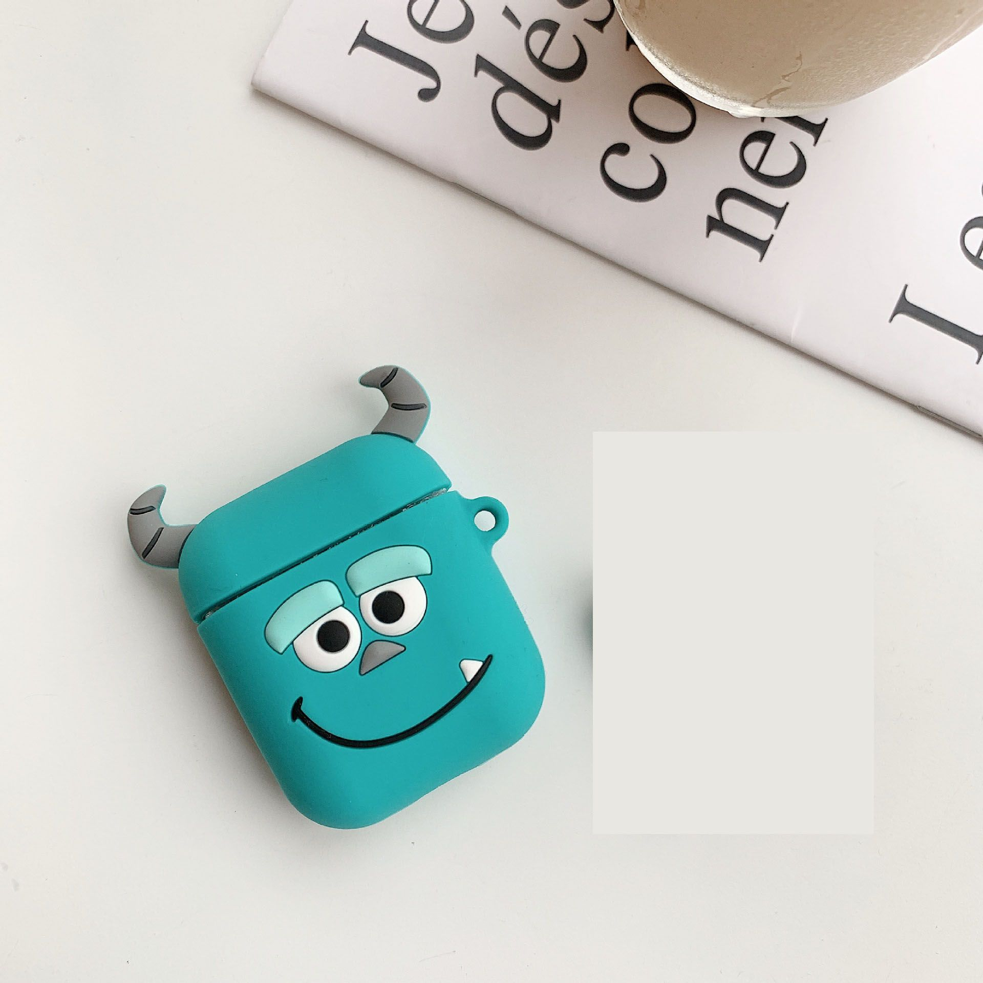 Monsters Inc Airpods Case Cover Case Airpod Case Case Cover