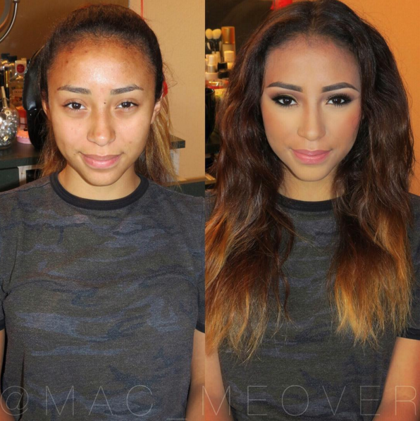 These insta makeovers will make you insta impressed pinterest these insta makeovers will make you insta impressed refinery29 httprefinery29best instagram makeup transformationsslide 2 makeup that publicscrutiny Choice Image