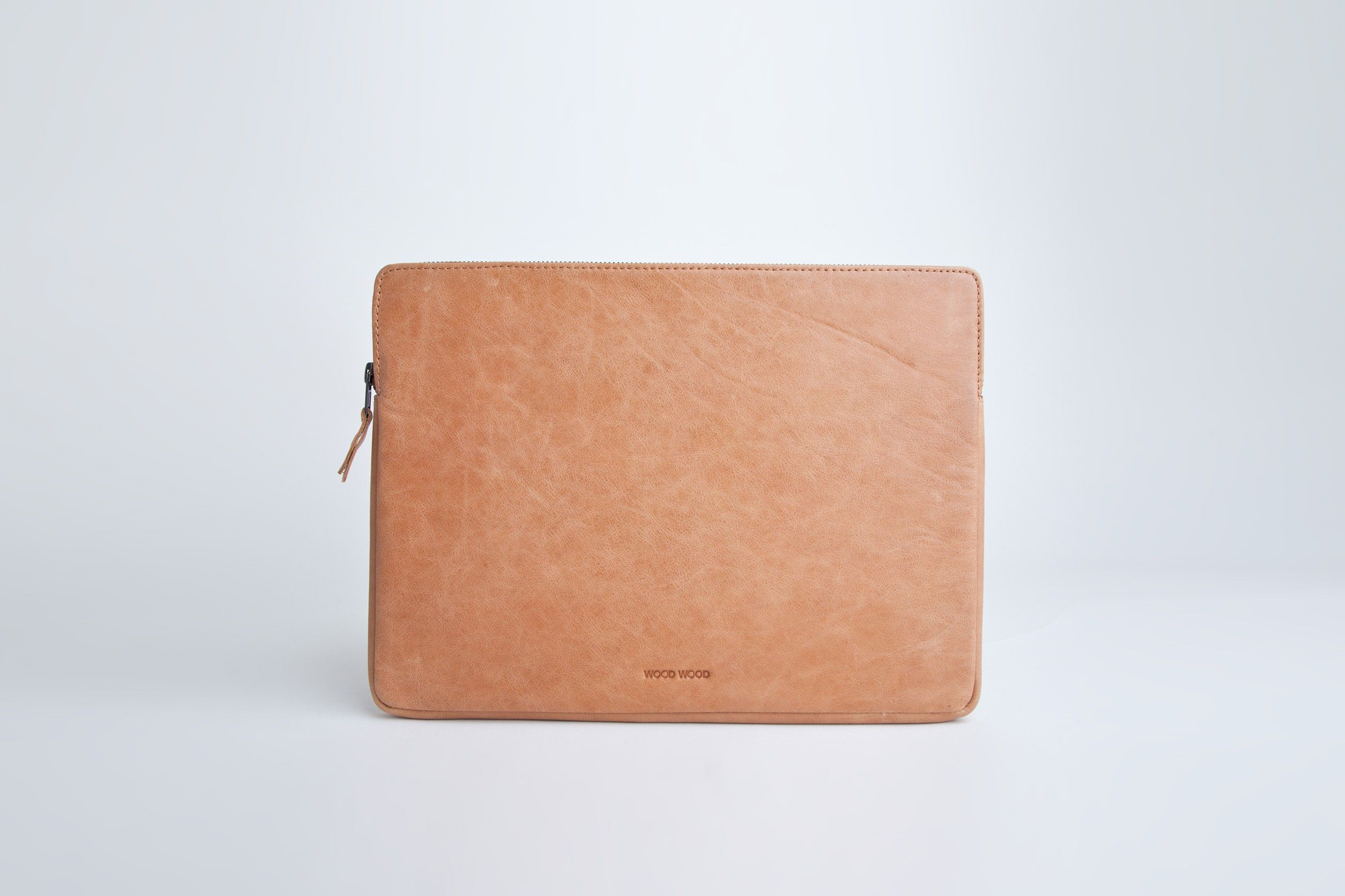 VooStore – Wood Wood Laptop Bag Tan