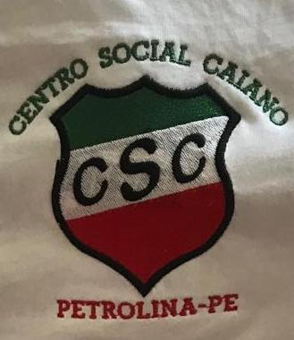CS Caiano Petrolina Escudo, Petrolina, Sertão