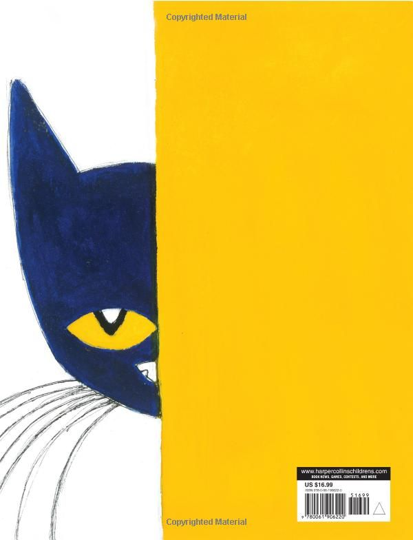 pete the cat i my white shoes eric litwin