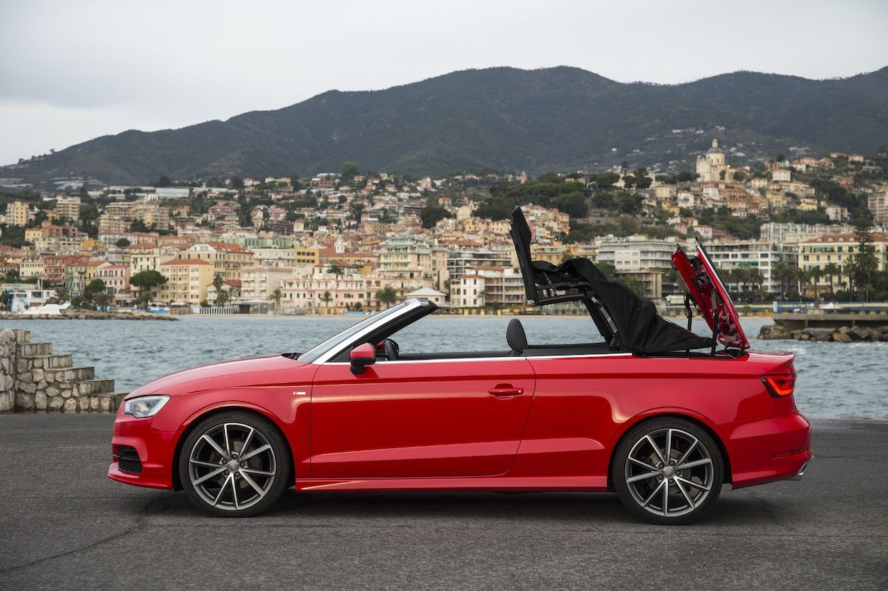 2015 Audi A3 Cabriolet Review For New Audi A3 Sedan Audi Audi A3 Cabrio