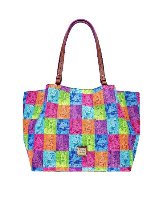 2e99f403c9c2 Dooney   Bourke s vibrant new pattern has arrived — and the colors aren t  the only thing that s a little bit eye-popping. So are the new prices.