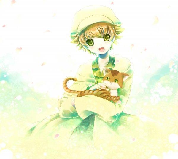Clannad - Katsuki Shima
