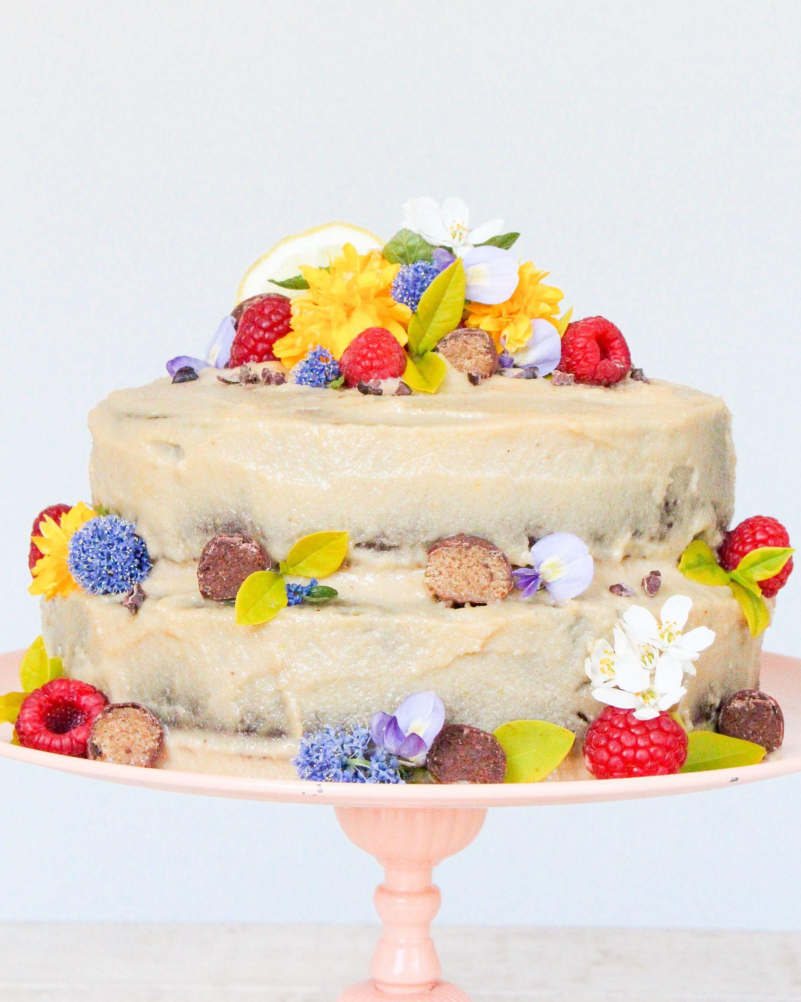 Royal Wedding Cake | Gluten free wedding cake, Lemon ...