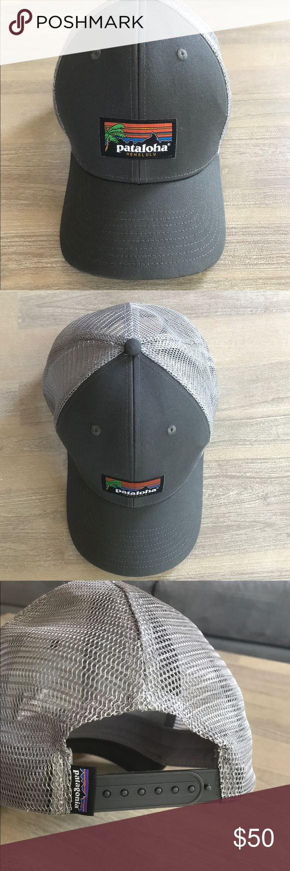 Patagonia Pataloha Trucker Hat Nwot Hats Trucker Hat Patagonia