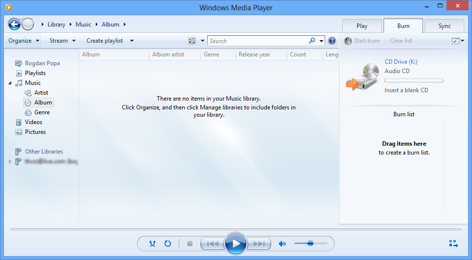 Download Windows Media Player For Windows 8