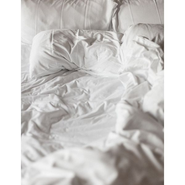Isabel Liked On Polyvore Featuring Pictures Photos Backgrounds Tumblr And White Pictures Messy Bed Unmade Bed White Sheets