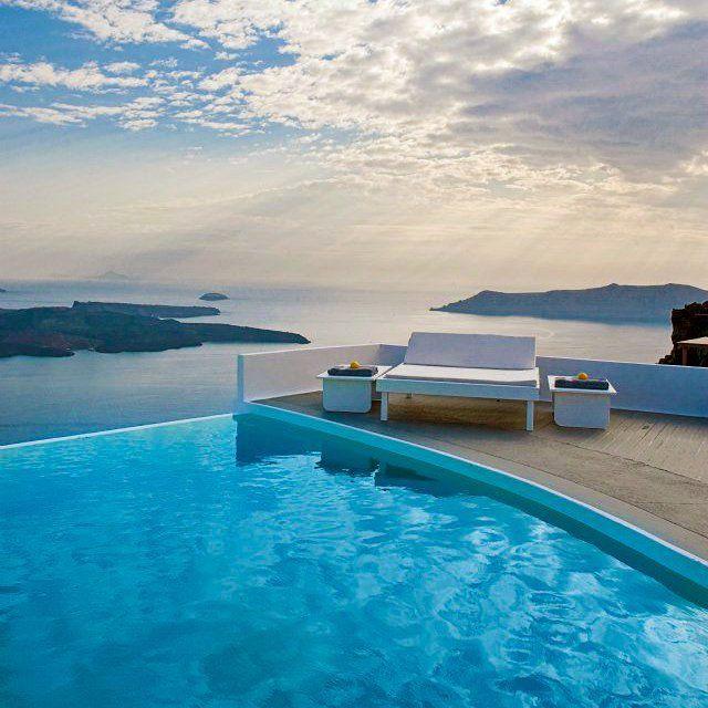 Chromata Hotel @ Santorini, Greece