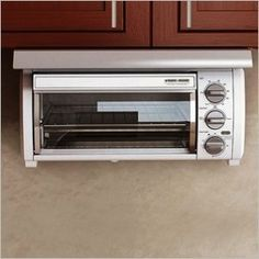 Genial Black And Decker Toaster Oven Under Cabinet Mount   MKTNews.co
