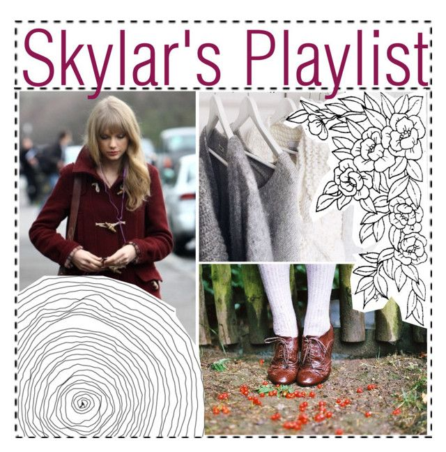 """""""Requested playlist for Skylar"""" by random-tip-girl ❤ liked on Polyvore featuring art and Tipsbyjenna1"""