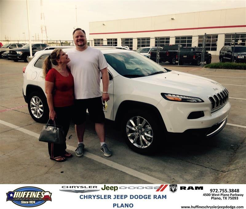 Happy Anniversary To Chris On Your From Billy Zang At Huffines Chrysler  Jeep Dodge RAM Plano