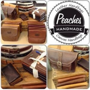 Peaches Handmade is a Cape Town-based lifestyle brand specialising in leather.