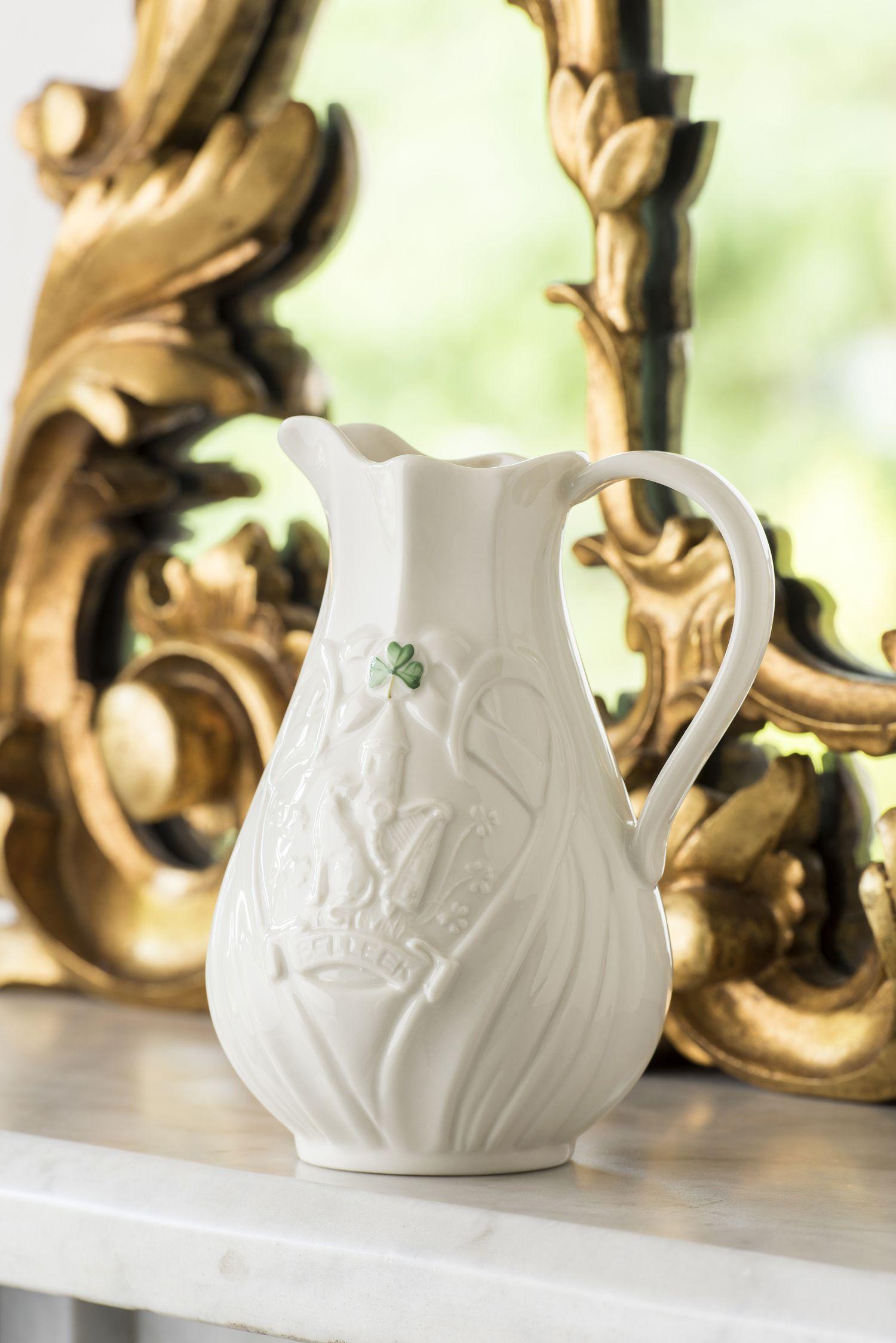 Pin By Kari Jaure On House Decor Ideas Irish Gifts Belleek Pottery Pottery Gifts